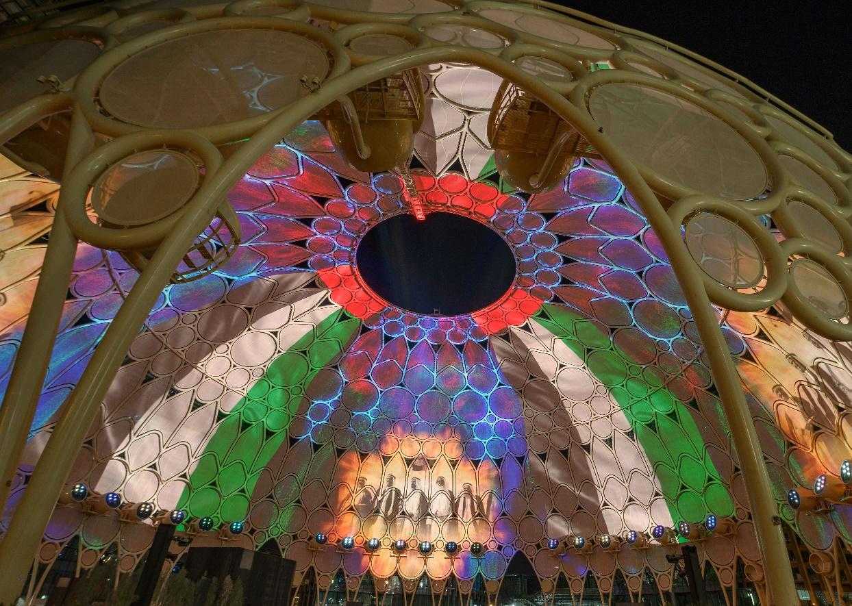 252 台科视Christie 投影机将阿尔瓦斯尔穹顶笼罩在炫美奇幻之中-阿思腾